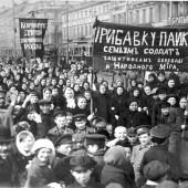 rus bolşevik ekim devrimi