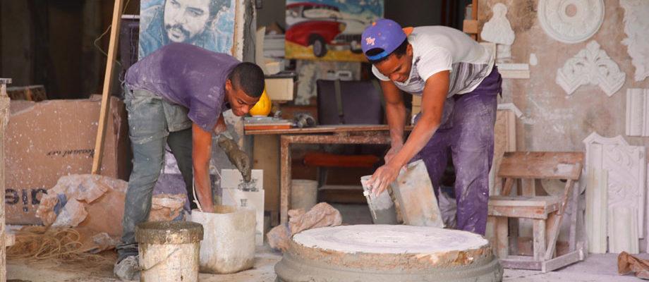 küba  işçi
