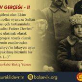 sultan galiyev gerçeği