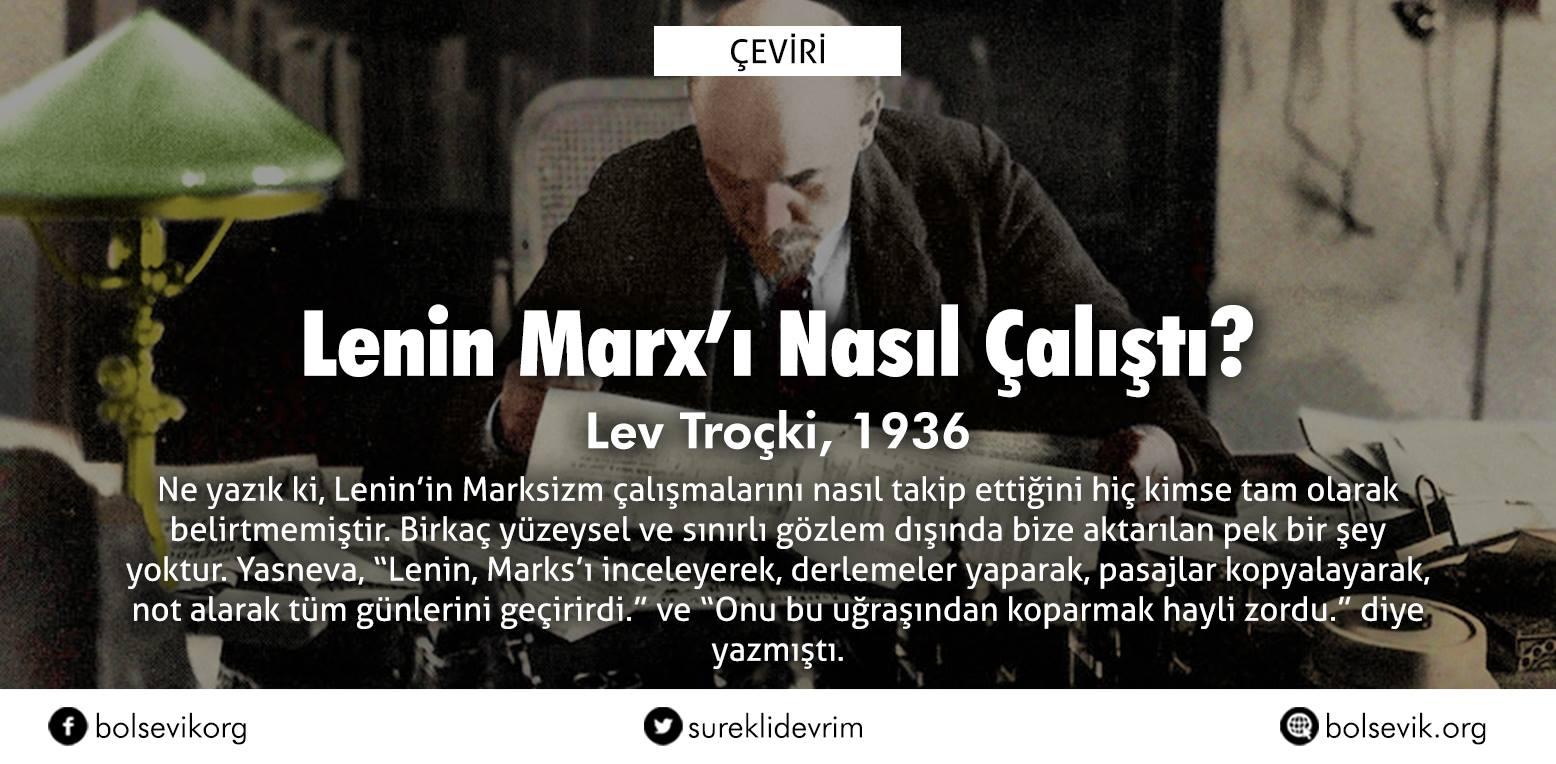 Leninin ünlü alıntıları
