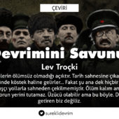 Rus Devrimini Savunurken