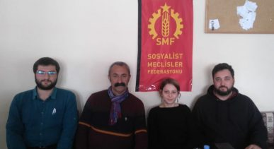 """""""The Communist Mayor"""" won the elections in Dersim, after its successfull municipal government  in Ovacık where is a small district of  Dersim."""